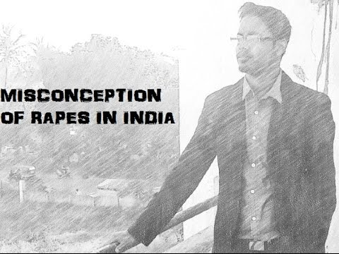 Misconception of why RAPES happen in India   #2