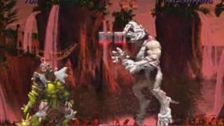 Primal Rage 2 Suicide Finisher Compilation