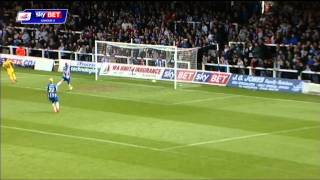 Hartlepool United vs Exeter City - League Two 2013/2014