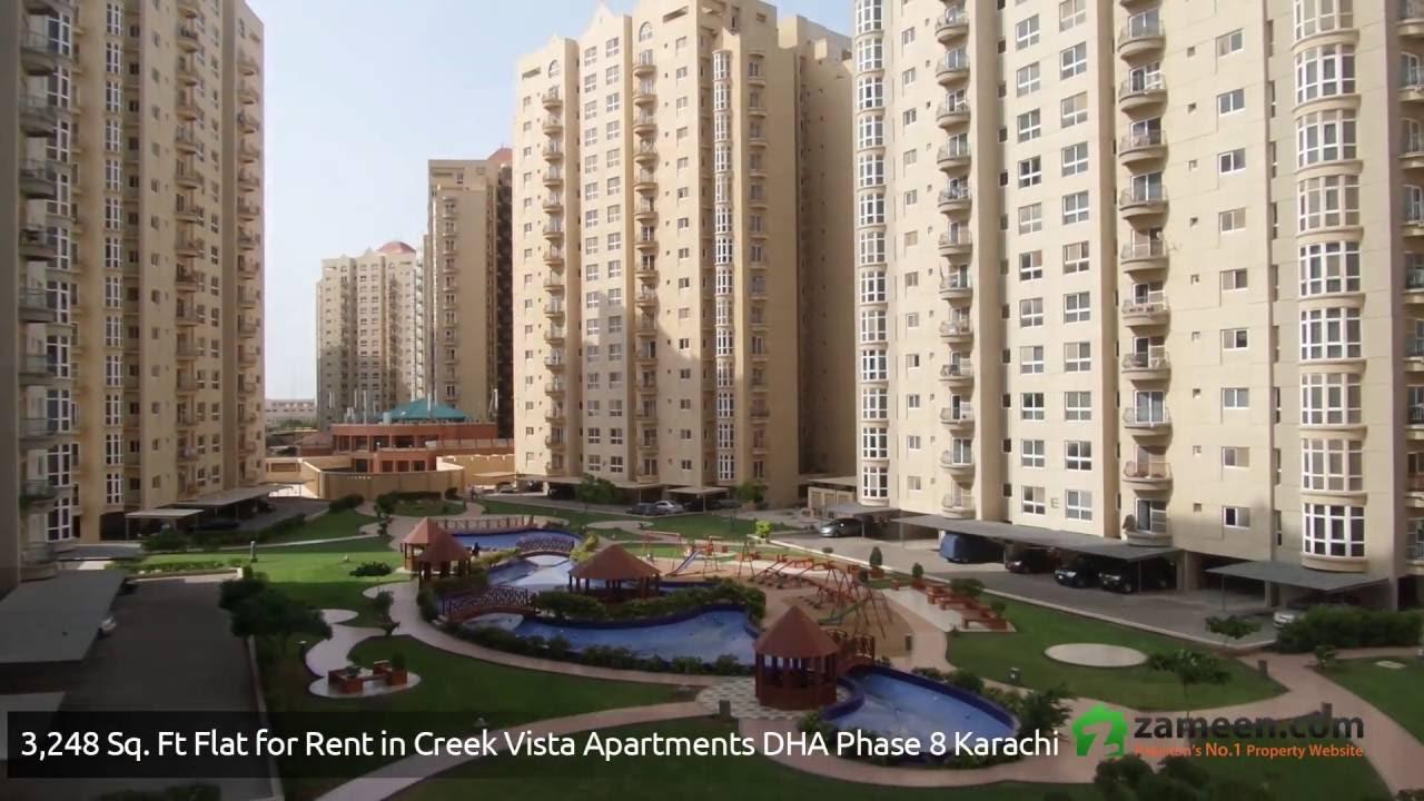 In Creek Vista Karachi