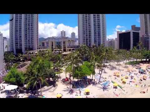 Waikiki Beach and the Hawaiian Oceans Rental guys