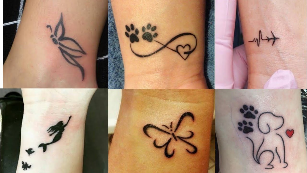 Simple Hand Tattoos For Girls    Beautiful Hand Tattoos For Womens     Tattoo Designs