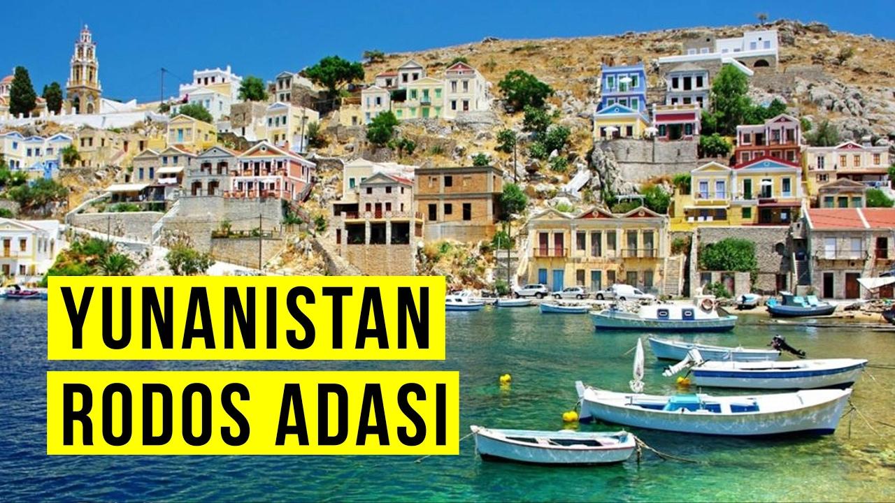 Yunanistan _ Rodos Adası: GEZİMANYA RODOS REHBERİ - YouTube
