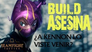 LOL TEAMFIGHT TACTICS | Kennon lo viste venir? Pikachu Asesino - Ultimates por la ESPALDA!!