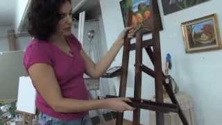 How To Choose An Artist's Easel