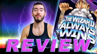 REVIEW- The Wizard Always Wins from Big G Creative