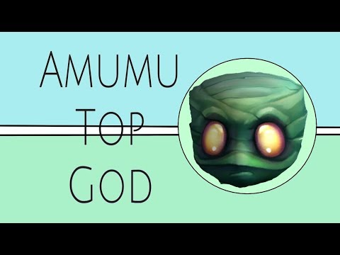"[toolshot_player image=""https://goo.gl/K1s1qo""  url=""https://www.youtube.com/watch?v=g39PjJzjrys""] I have been maining Amumu  Top for about a year and a half ..."