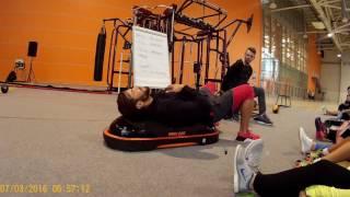 На обучении по функциональному тренингу MIOFF 2016