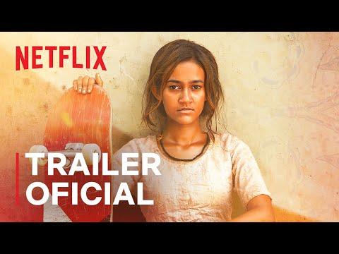 Uma Skatista Radical   Trailer oficial   Netflix