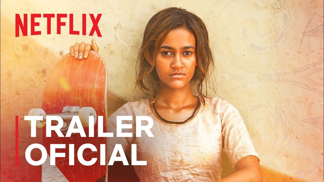 Uma Skatista Radical | Trailer oficial | Netflix