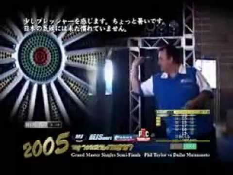 Darts Strategy for 01 and Cricket - Phil Taylor