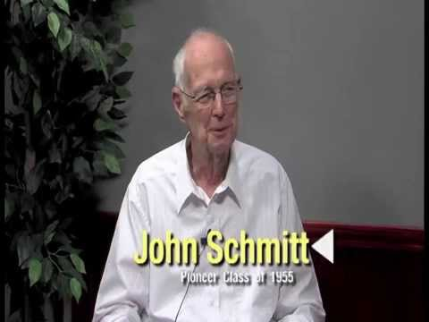 Class of 1955 - featuring John Schmitt