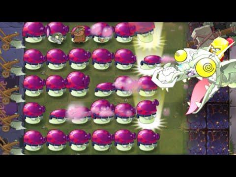 Plants vs Zombies 2 Epic Hack : PERFume-Shroom vs Each Freakin