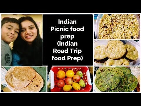 Indian picnic food Pepation || #RoadTrip or #Travelfood preparation  || Indian #NRIMom vlogger
