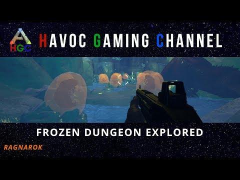Ragnarok: Frozen Dungeon (Explore Edition)
