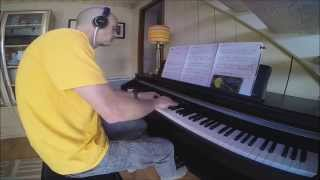Francis Cabrel - Petite Marie - Piano