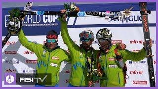 Robert Antonioli: 'Volevo vincere questa gara'