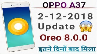Oppo a37 android 8 0 oreo update