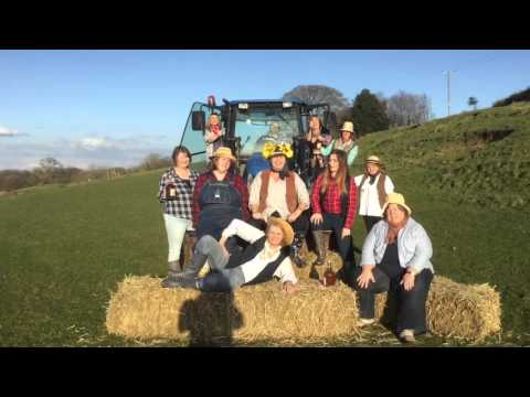 The Wotton Wurzels - Combine Harvester (by Wotton Travel)