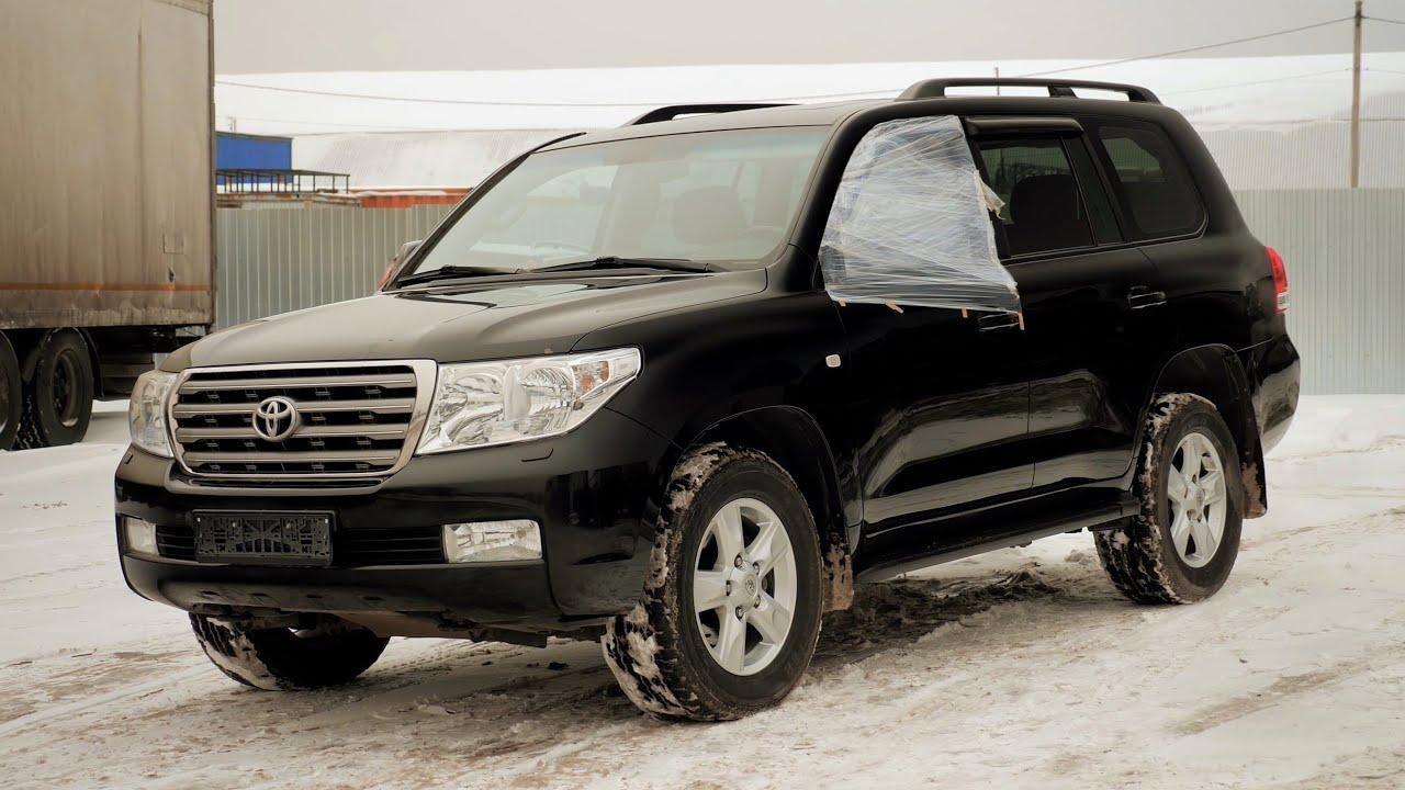 Кривой, Косой, но Крутой! Toyota Land Cruiser 200 за 1.000.000р!