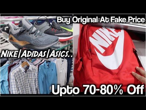 Cheapest Branded Shoes/Clothes/Bagpacks | Wholesale/Retail | Hidden Shoes Warehouse | Rhombus Rohit