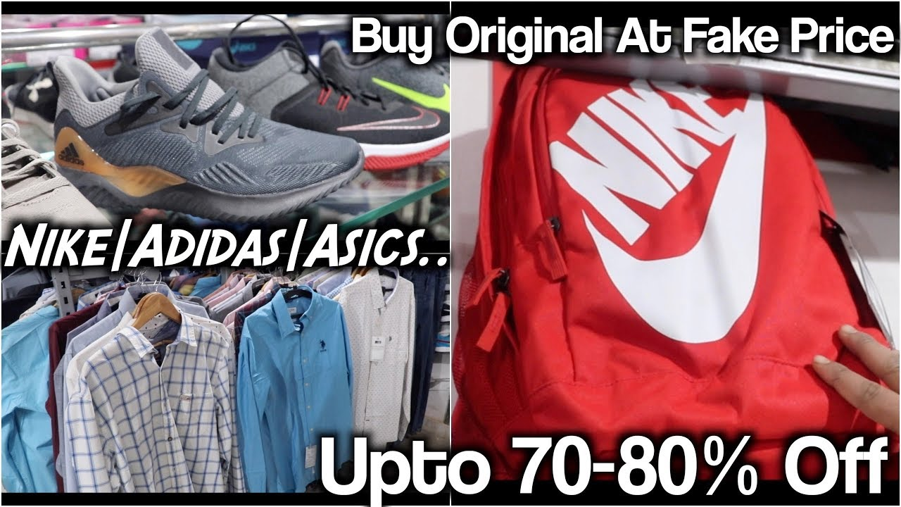 Cheapest Branded Shoes/Clothes/Bagpacks