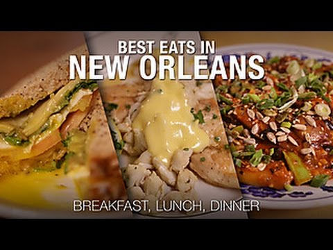 The Best Eats In New Orleans With John Besh