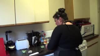 Bbq Pork Fried Rice & Hot Link Fried Ramen