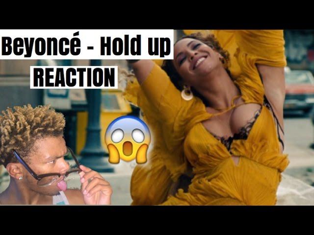 Beyoncé - Hold up ( REACTION VIDEO )