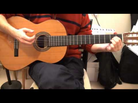 How To Play Moments - One Direction On Guitar Tutorial