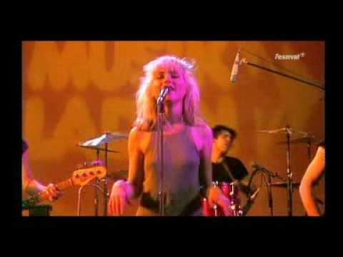 Blondie Goldfinger Live