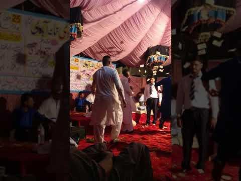 Raja Nadeem vs Raja Mohsin Pothwari Sher Naar Programme 25.07.2017  SAAZ