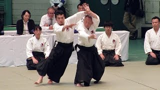 Aikido Mitsuo Sakai - 56th All Japan Aikido Demonstration 2018