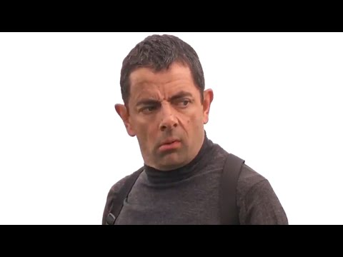 The Chase | Johnny English | Funny Clip | Mr Bean Official