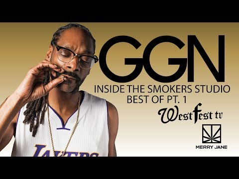 Snoop Takes His Famous Friends Inside the Smoker's Studio | BEST OF GGN