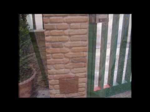 L'arte dei mattoni.   youtube