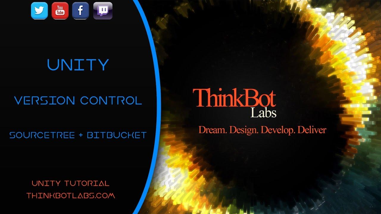 Unity Version Control: BitBucket + SourceTree