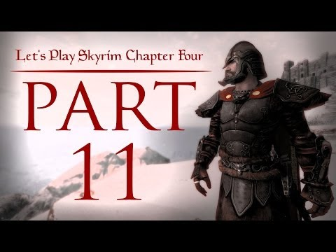 Let's Play Skyrim (Chapter Four) - 11 - Shaking the Silver Hand