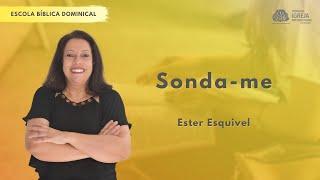 EBD - Sonda-me | Ester Esquivel