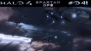 HALO 4: SPARTAN OPS | #041 - Schlüssel: Halsey | Let's Play Halo The Master Chief Collection