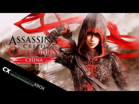 Assassin´s Creed Chronicles China |  Comienza la venganza #1