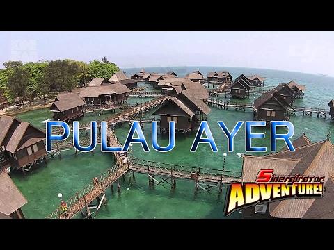 PAKET TOUR WISATA PULAU AYER KEPULAUAN SERIBU|PULAU AYER