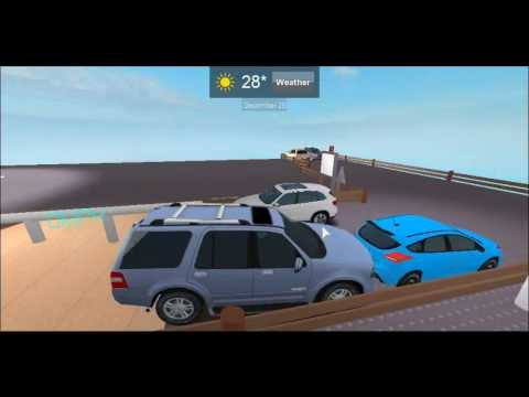Testing The 2008 Ford Expedition Limited On ROBLOX