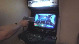 Point Blank 3 Arcade on custon cab