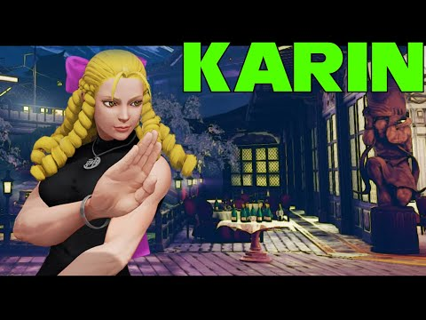 Street Fighter V - Theme of Karin (CPS-2 Remix) |