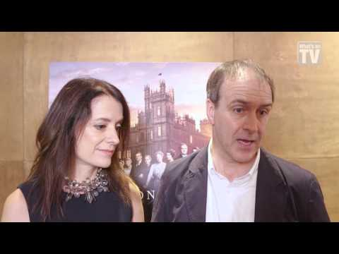 Kevin Doyle & Raquel Cassidy: It's the right time to finish Downton Abbey