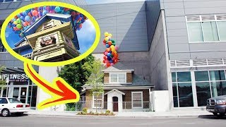 7 Real and amazing houses inspired by cartoons