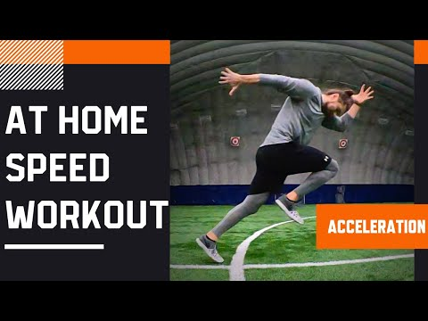 Speed Workout At Home (Acceleration Workout)