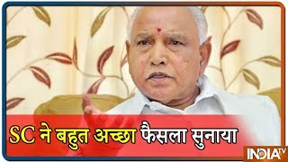 Karnataka Crisis: The Govt will not last because they do not have the numbers, says Yeddyurappa