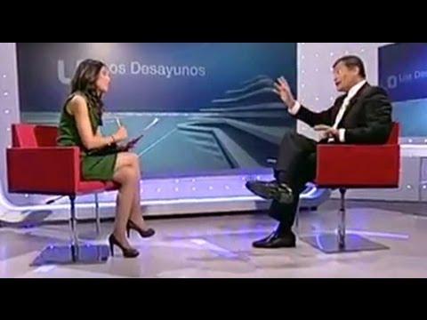 Ecuador's President Attacks US Over Press Freedom Critique